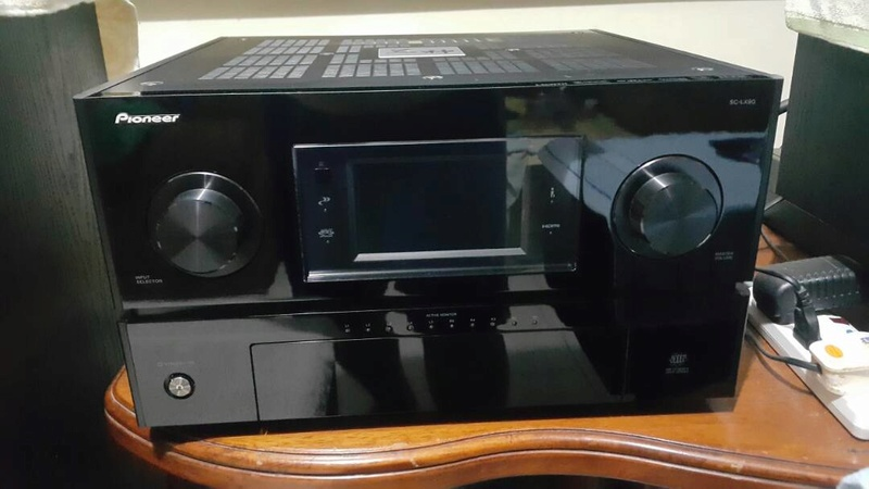 Pioneer Susano SC-LX90 Home-Theatre Amplifier  Img-2010