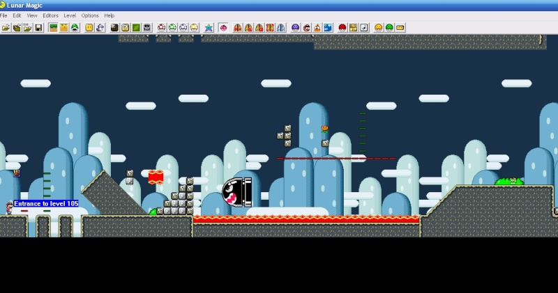 Super Ultra Awesome World, a Super Mario World Edit First_10