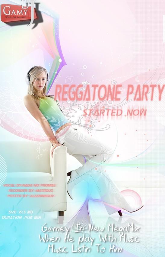 Dj-G@meY Reggaeton party MegaMix Vh5bfk10