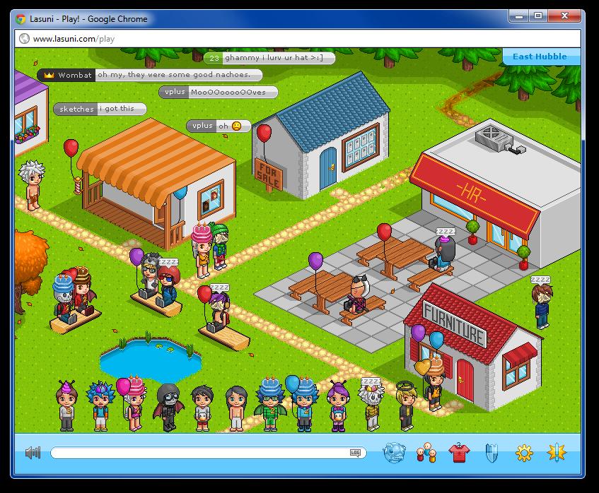 Comunità virtuali: La fine è vicina? Bday_211