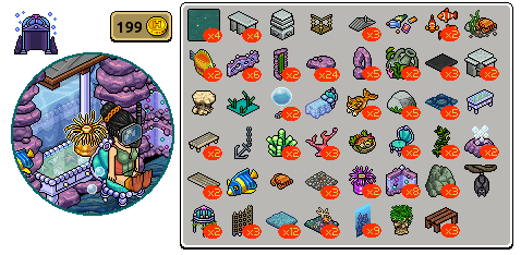 [ALL] Affare Stanza Casa Sottomarina in Catalogo su Habbo! Fine10