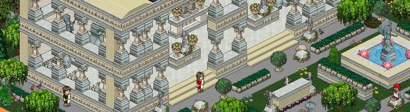 [IT] Un salto nell'Antica Roma | Un omaggio a Cupido #3 Scherm20