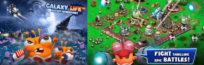 Galaxy Life Pocket Adventure (Android APK) Scherm23
