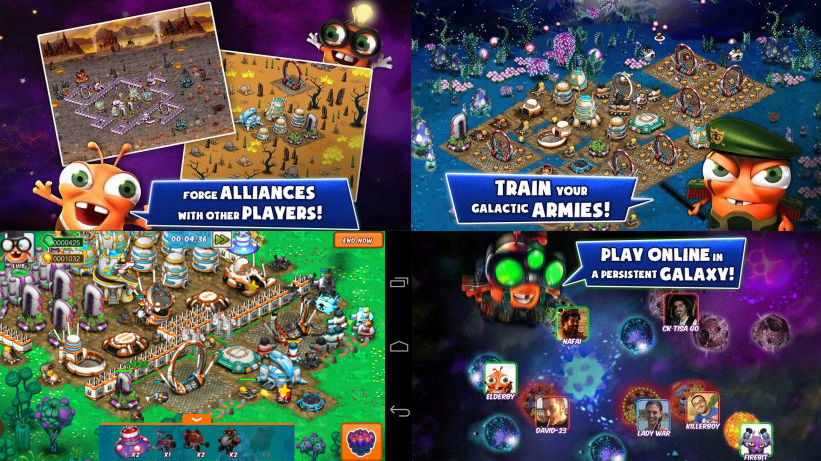 Galaxy Life Pocket Adventure (Android APK) Scherm24