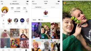"""12 Novità in arrivo su Instagram: """"Highlights"""", """"Archive"""" e altro! Scherm43"""