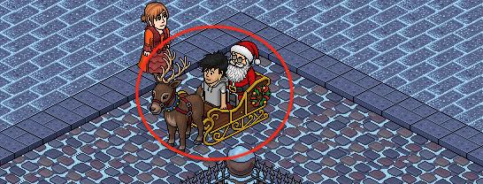 [ALL] Habbo Natale: Distintivo Segreto Bob Cratchit #10 Scherm49