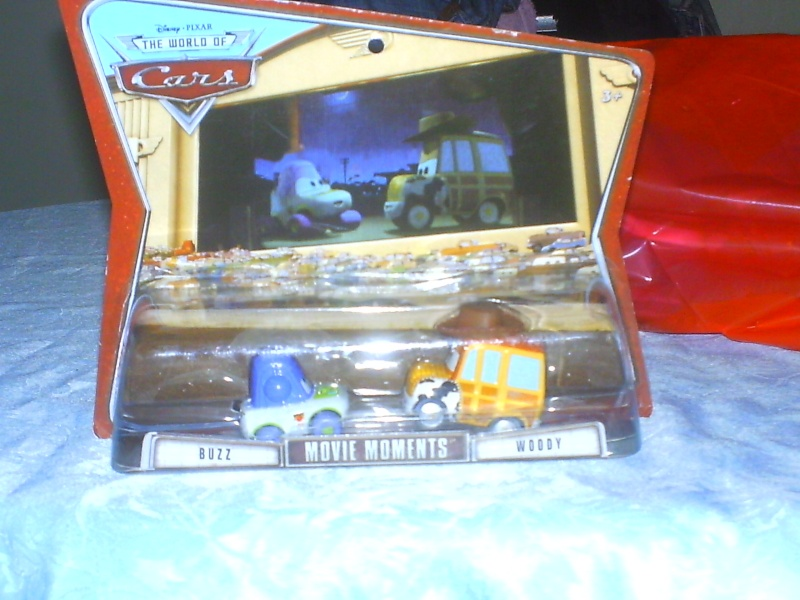 Pack movie moment buzz et woody SANS CASQUE Bild0127