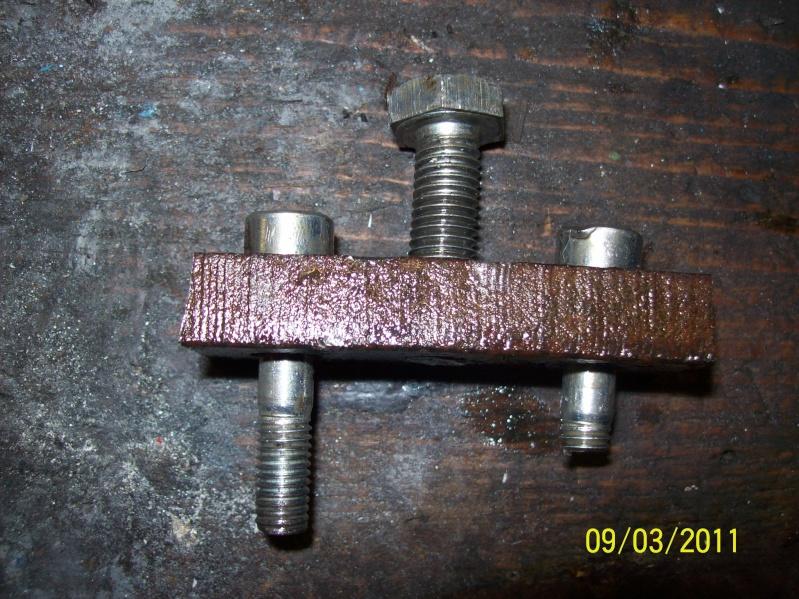 2000 - Demonter embrayage sur un staub 2000 100_0919