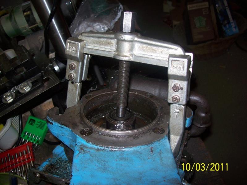 2000 - Demonter embrayage sur un staub 2000 100_0922