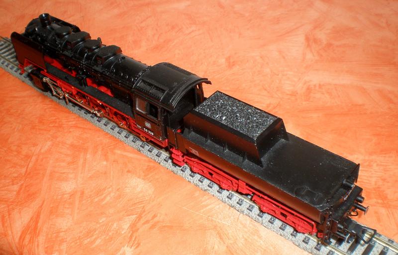 DB Lok 50 220 mit Wannentender Spur HO 50_22017