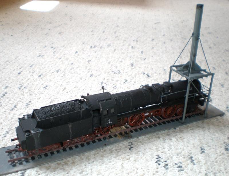 Heiz-Dampflok in Spur HO Aa1210
