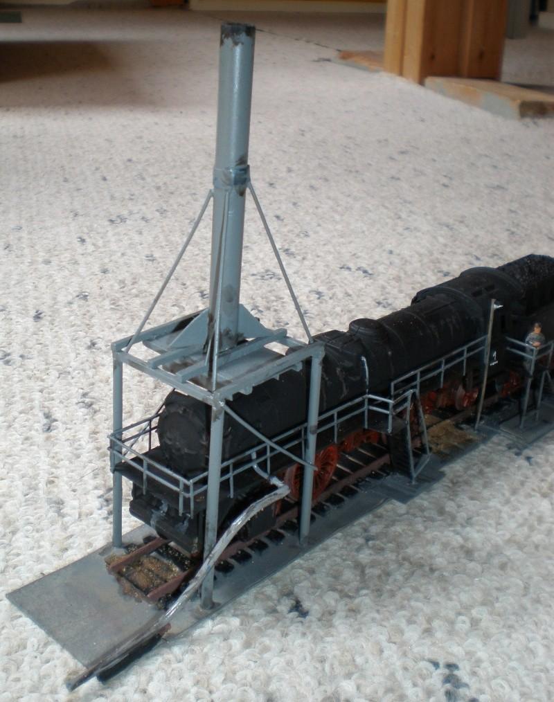 Heiz-Dampflok in Spur HO Aa310