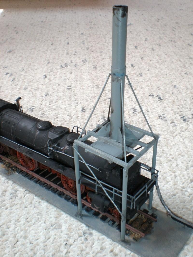 Heiz-Dampflok in Spur HO Aa510