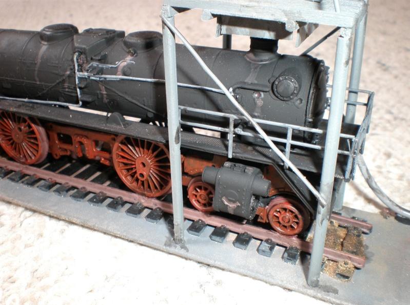 Heiz-Dampflok in Spur HO Aa610