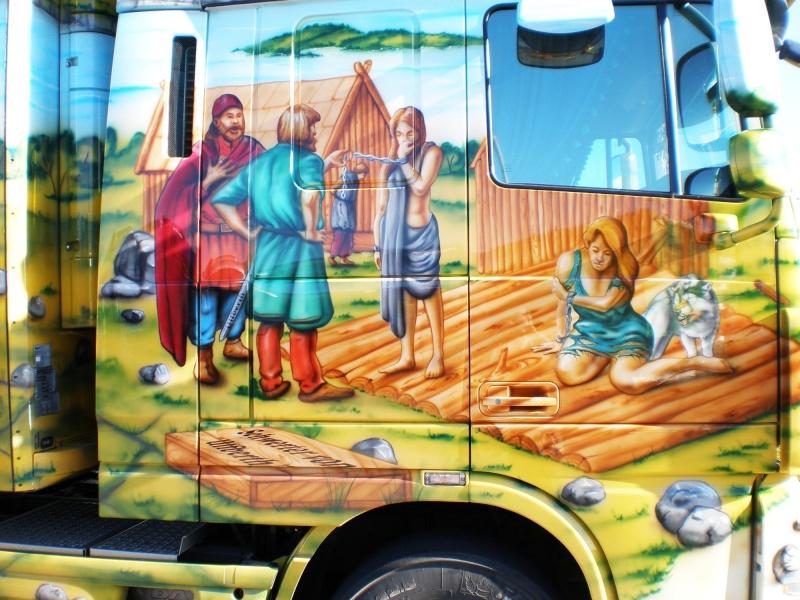 Wikinger Truck Aw1010