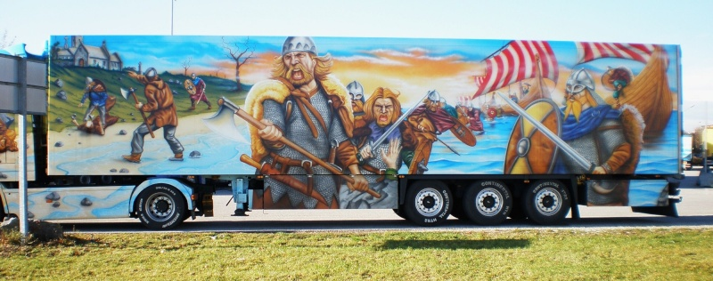 Wikinger Truck Aw510