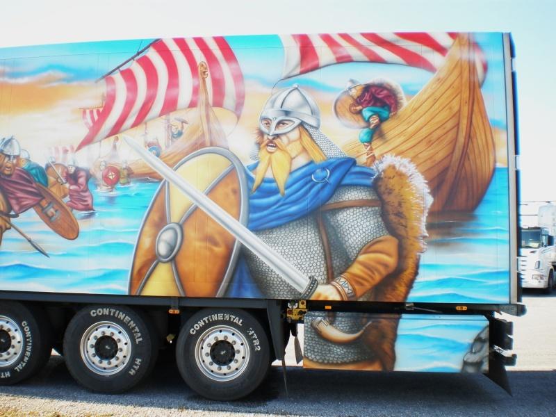 Wikinger Truck Aw610