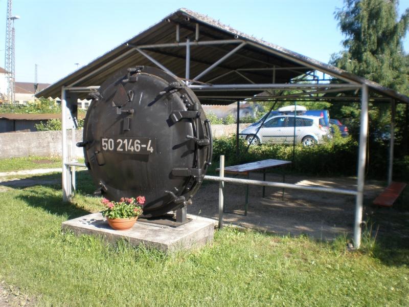 Bayerisches Eisenbahnmuseum Nördlingen Nd110