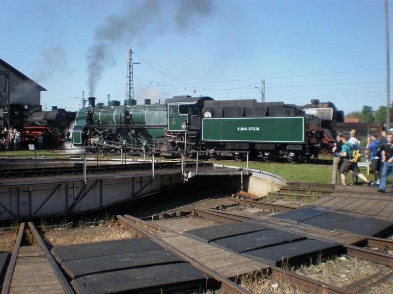 Bayerisches Eisenbahnmuseum Nördlingen Nd1510