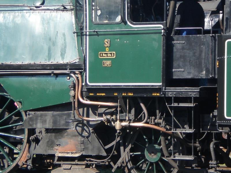Bayerisches Eisenbahnmuseum Nördlingen Nd1610