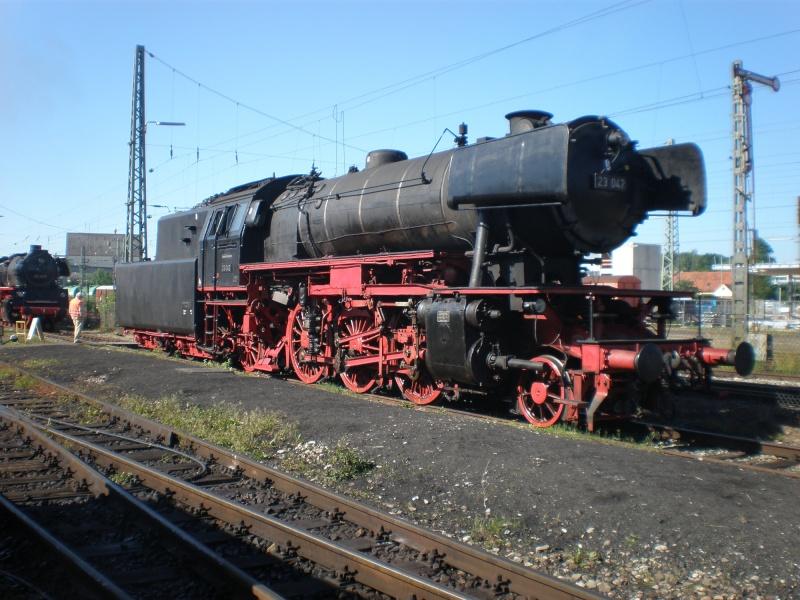 Bayerisches Eisenbahnmuseum Nördlingen Nd2610
