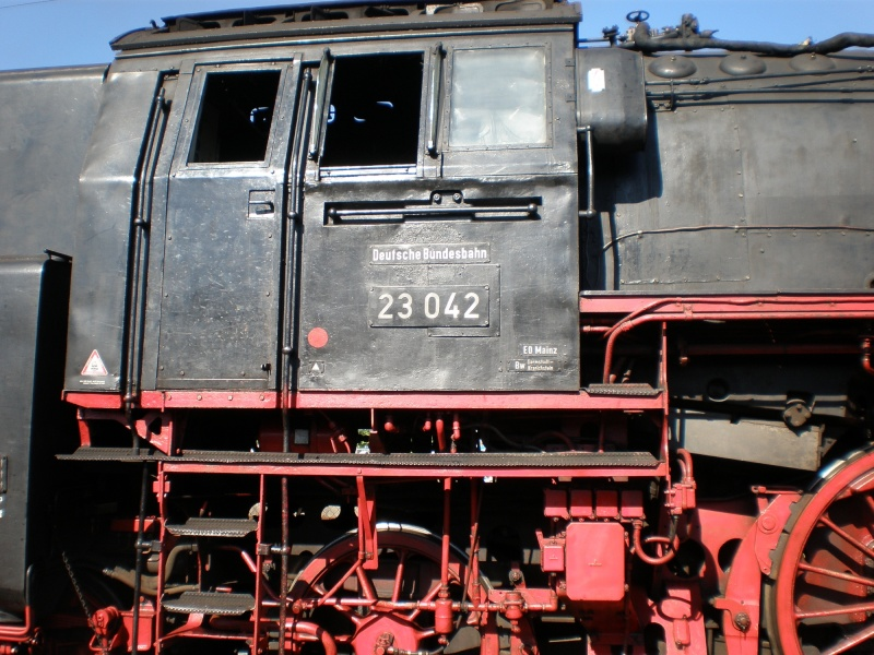 Bayerisches Eisenbahnmuseum Nördlingen Nd2810