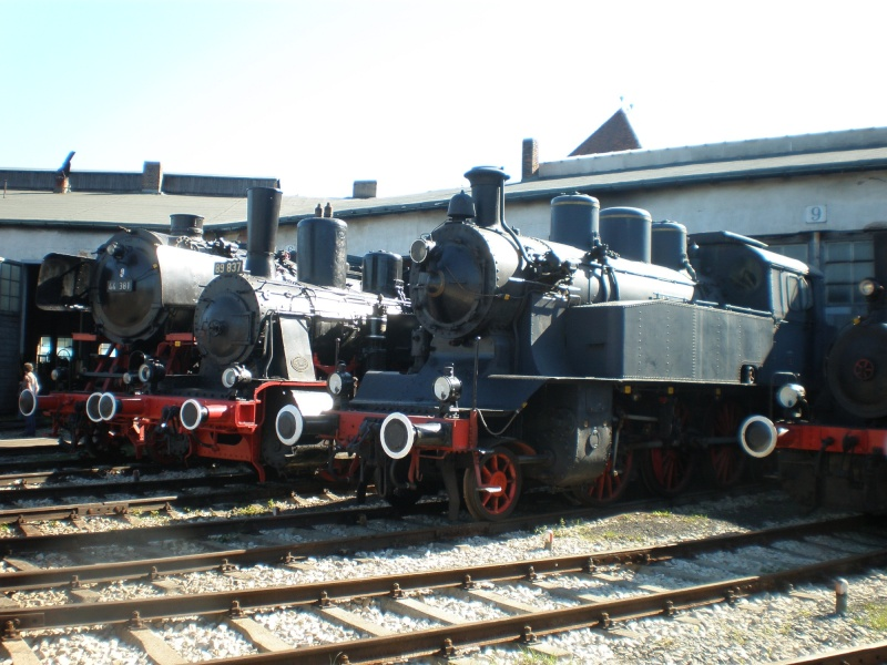 Bayerisches Eisenbahnmuseum Nördlingen Nd2910
