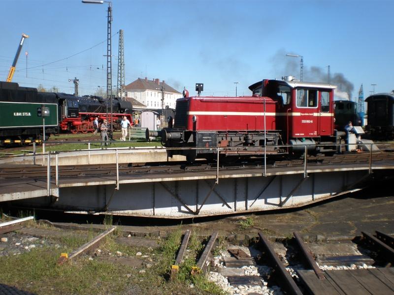Bayerisches Eisenbahnmuseum Nördlingen Nd3010