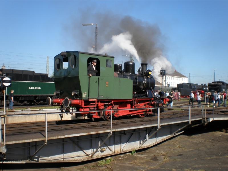Bayerisches Eisenbahnmuseum Nördlingen Nd3310