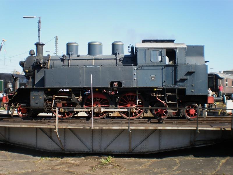 Bayerisches Eisenbahnmuseum Nördlingen Nd3610