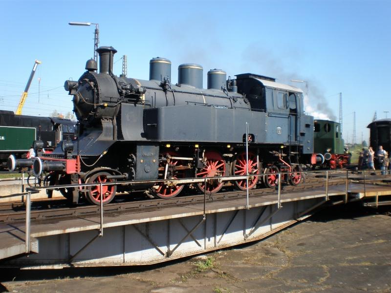 Bayerisches Eisenbahnmuseum Nördlingen Nd3710