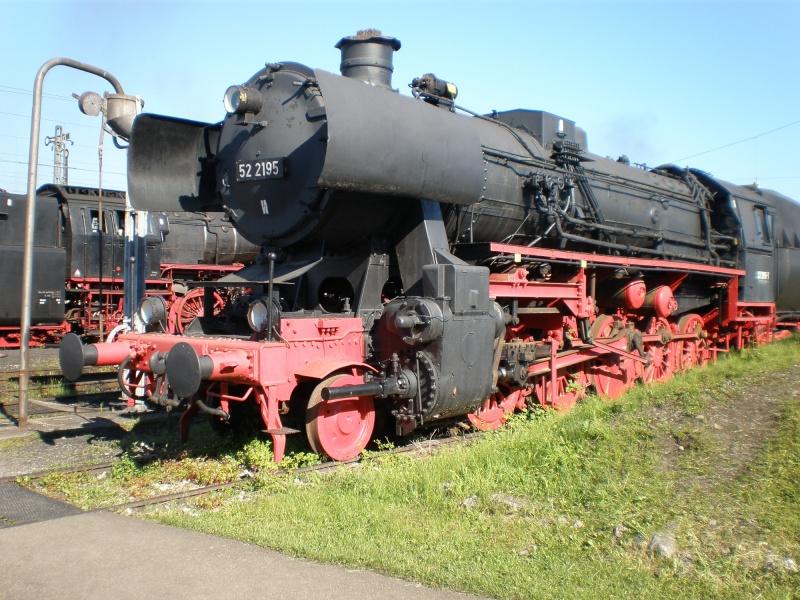 Bayerisches Eisenbahnmuseum Nördlingen Nd410