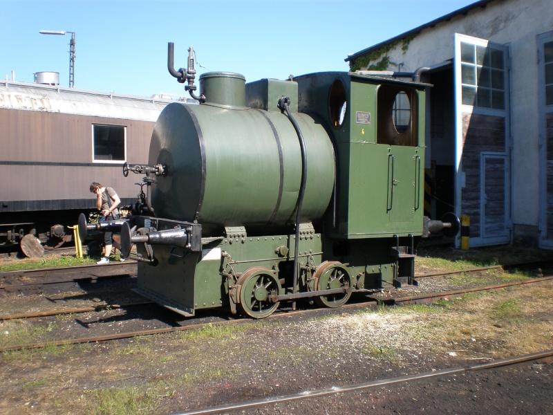Bayerisches Eisenbahnmuseum Nördlingen Nd4510