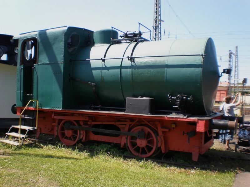 Bayerisches Eisenbahnmuseum Nördlingen Nd4610