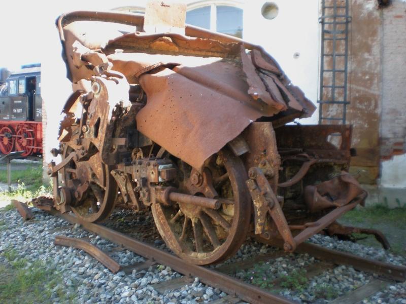 Bayerisches Eisenbahnmuseum Nördlingen Nd4810