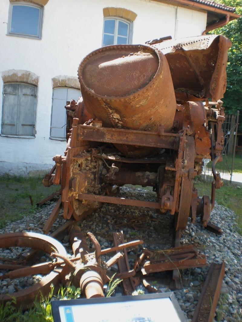 Bayerisches Eisenbahnmuseum Nördlingen Nd4910