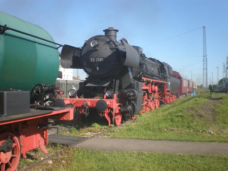 Bayerisches Eisenbahnmuseum Nördlingen Nd510
