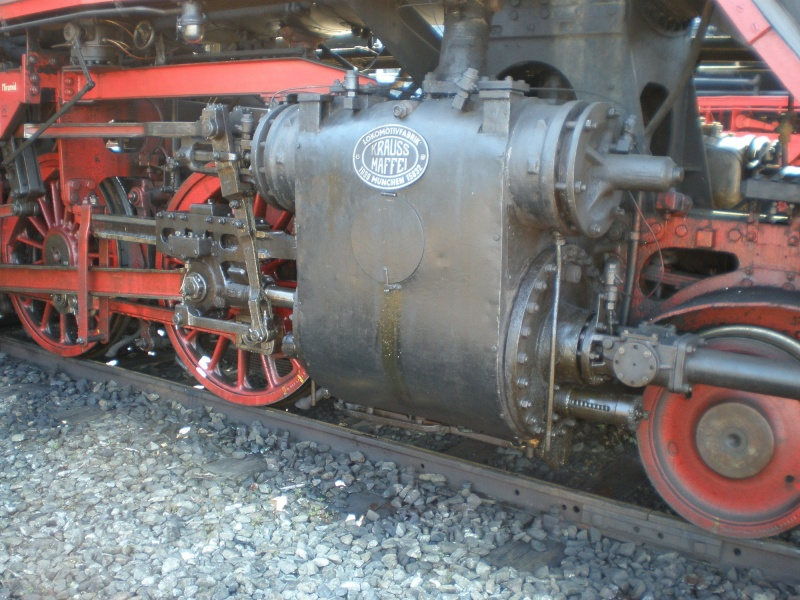 Bayerisches Eisenbahnmuseum Nördlingen Nd5110