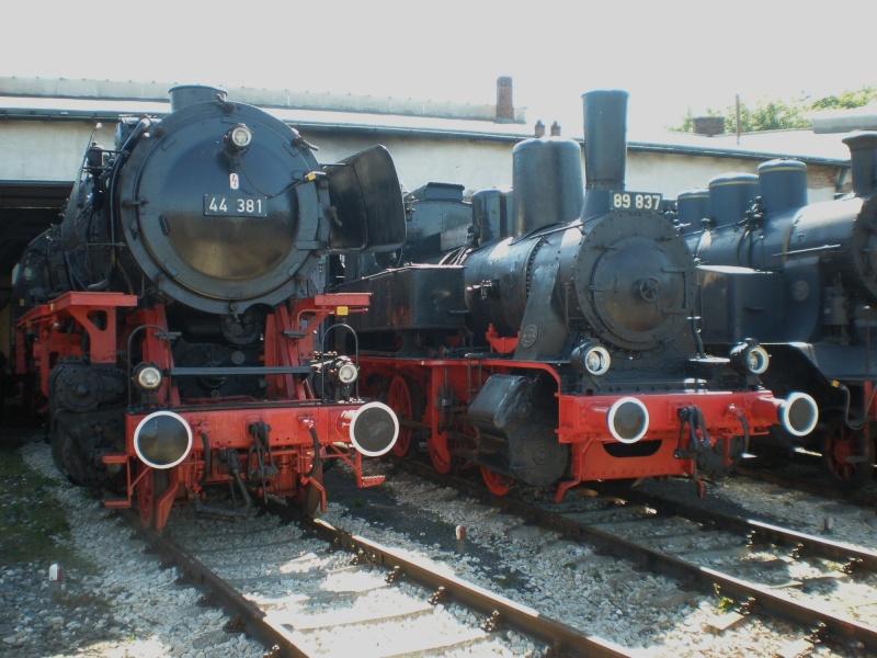 Bayerisches Eisenbahnmuseum Nördlingen Nd5210