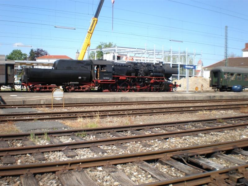 Bayerisches Eisenbahnmuseum Nördlingen Nd5510