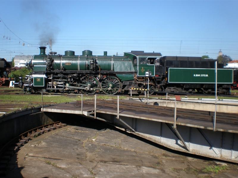 Bayerisches Eisenbahnmuseum Nördlingen Nd710