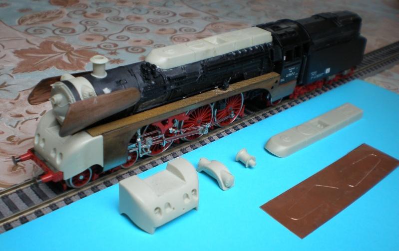 18 201 - Die schnellste betriebsfähige Dampflok der Welt P2010210