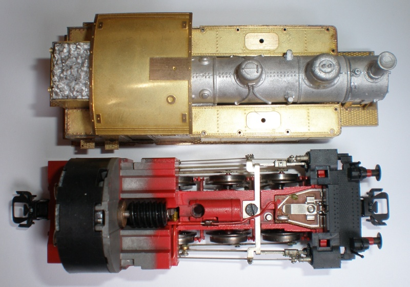 Tenderlokomotive BR 98.11 in Spur HO P3160115