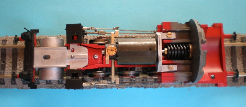 Tenderlokomotive BR 98.11 in Spur HO P4070210