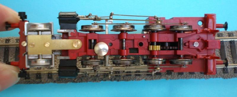 Tenderlokomotive BR 98.11 in Spur HO P4070211