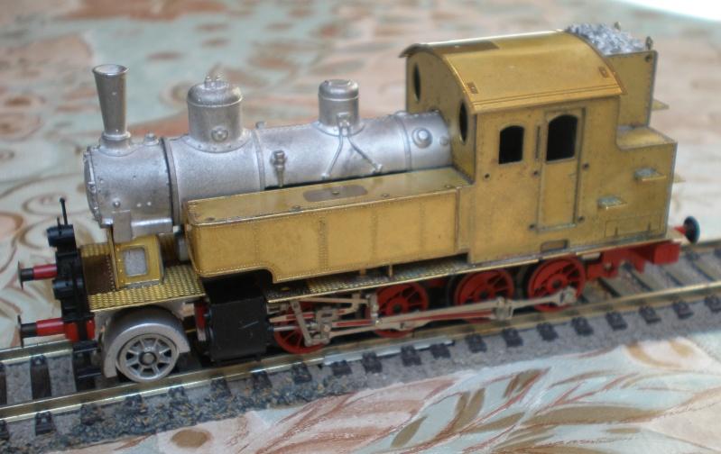 Tenderlokomotive BR 98.11 in Spur HO P4070213