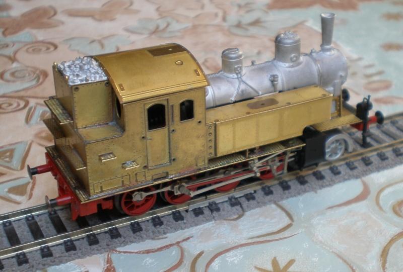 Tenderlokomotive BR 98.11 in Spur HO P4070214
