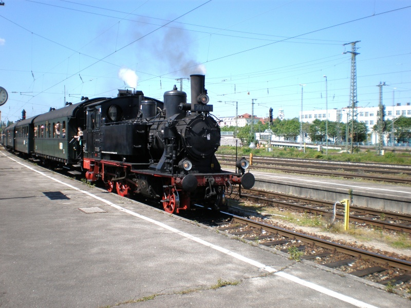 Rund um München mit der BR 70 083 P5240310