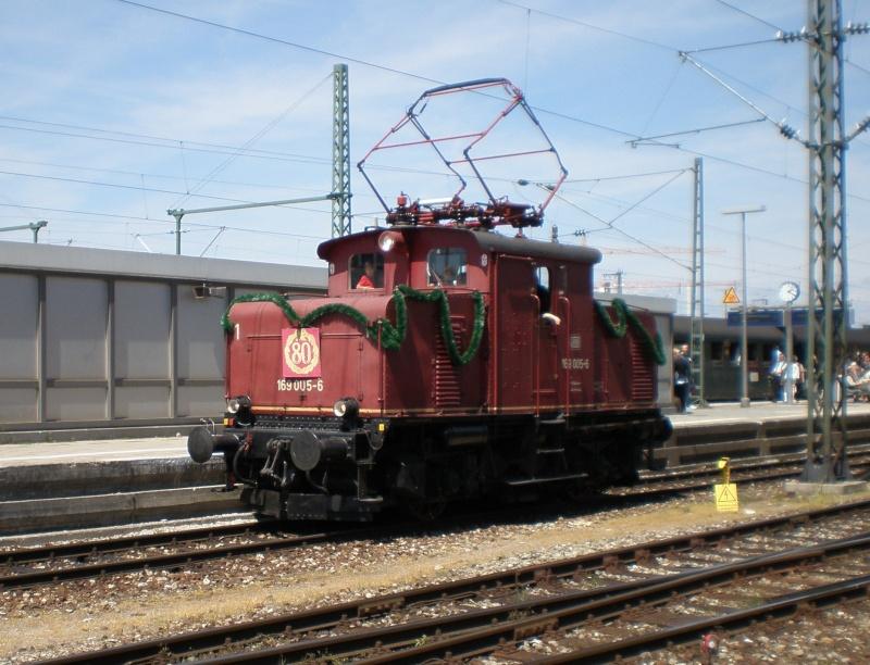 Rund um München mit der BR 70 083 P5240321