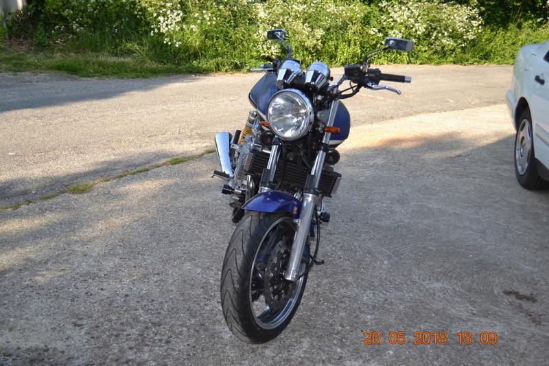 1300 xjr modele 2002 bleue Vendue Dsc_0143